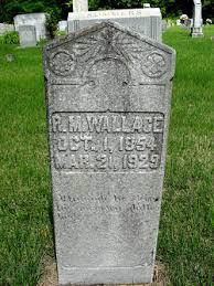 Robert Milton Wallace (1854-1929) - Find A Grave Memorial