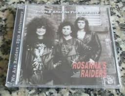 ROSANNA'S RAIDERS Before & After the Fire 1985-2019 (We Are Raiders 35th)  2-CD | eBay