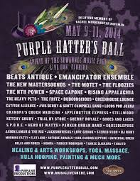 Purple Hatter's Ball adds The Motet, The Floozies, The Fritz and more | The  Jamwich