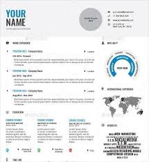 Free Infographic Resume Templates 33 Infographic Resume Templates