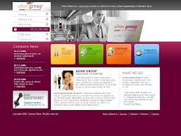 Flash Website Templates Business Group Website Template With Flash Animation ✭ 24 19
