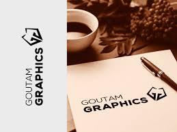 Upload My Logo Design Goutam Graphics Youtube Logo By Goutam Biswas On Dribbble