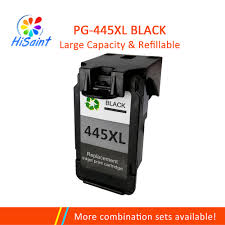 Canon Mg2440 Error Lights Hisaint 1pc Black Pg445 Pg 445 Ink Cartridge Use For Canon Pg 445 For Canon Pixma Mx494 Mg2440 Mg2540 Mg2940 Printer