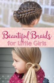 Diffrent Hair Style at least 25 different hairstyles for little girls who love braids 2332 by wearticles.com