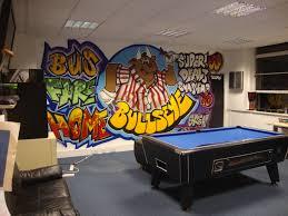 office graffiti wall. Office Graffiti Wall Art Mural In Central Bristol I