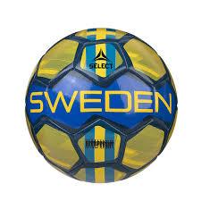 Allt om alla våra svenska landslag i fotboll och futsal, såväl seniorer som ungdomar. Select Em 2020 Sverige Fotboll Bla Fotbollar Xxl
