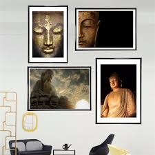 Buddha Head Decor Online Buy Wholesale Buddha Head Art From China Buddha Head Art