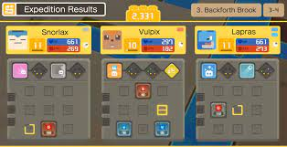 Pokemon Quest Evolution List Plus How To Level Up And Evolve Every Pokemon
