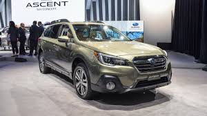 2018 subaru hybrid. fine hybrid 2018 subaru outback brings well thought out facelift to new york within  hybrid for subaru hybrid