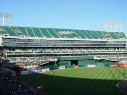 Oakland Coliseum Seating Chart Raiders As Oakland Alameda Stadium Mt Davis Seats Tarped Off