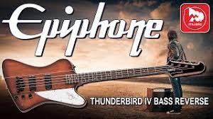 <b>EPIPHONE THUNDERBIRD IV BASS</b> REVERSE - <b>бас</b>-<b>гитара</b> – Поп ...