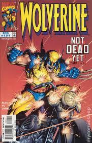 wolverine 1988 1st series 121