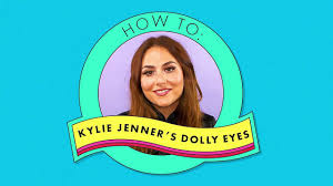 kylie jenner s doll eyes make up tutorial asos beauty tutorial