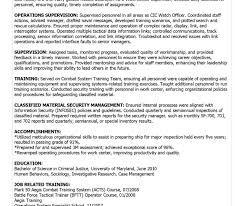 Free Military To Civilian Resume Builder Military To Civilianesume Sample Templates Free Builder Civilian 46