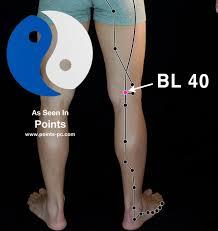 Acupuncture Point Bladder 40 Acupuncture Technology News