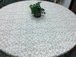 full size of elastic tablecloths for rectangular tables patio round vinyl tablecloth with table covers lace