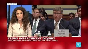 Trump impeachment inquiry ...