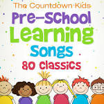 Pre-School Learning Songs: 80 Classics