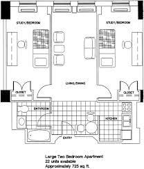 furniture floor plans. large two bedroom apartment furniture floor plans