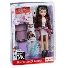 Project Mc2 Mckeyla Light Bulb Project Mc2 Experiments With Doll Mckeylas Cocoa Bronzer