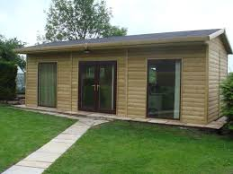 wooden office buildings. Garasheds Timber Buildings Wooden Office