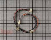 frigidaire range stove oven wire receptacle wire connector parts wire harness part 1163795 mfg part 318224715