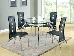 round glass top dining tables modern round glass top dining table by round glass top dining table india glass top dining table set india