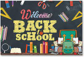 Amazon.com: Large Welcome Back to School Banner, 2021 Back to School  Decorations, Back to School Party Decorations,First Day of School Banner,Welcome  Back to School Logo Banner, : Home & Kitchen