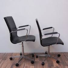 arne jacobsen office chair. Pair Of AJ 3291-Oxford Office Chairs By Arne Jacobsen For Fritz Hansen, 1960s Chair