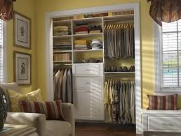 Organized Closet Shelving Ideas for Beautiful Interior Appearance