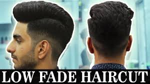 Best Summer Hairstyle For Indian Menboys 2018 Low Fade Haircut