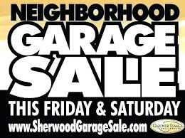 Garage Sale Flyers Free Templates Neighborhood Garage Garage Neighborhood Yard Sale Flyer Free