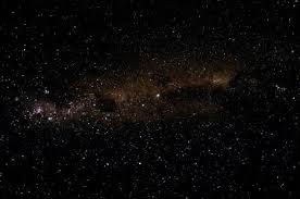 galaxy backround beautiful african night sky and many stars galaxy background stock