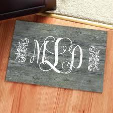 exterior entry rugs. large doormats monogram doormat semi circle door mats outdoor monogrammed coco mat personalized front rug floor exterior entry rugs