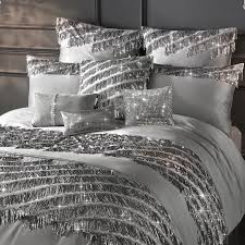 eliza silver kylie minogue bed linen duvet covers