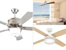 beachy ceiling fans. Coastal Style Ceiling Fans For Beachy Bedroom