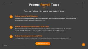 Payroll Tax Rates Filing Deadlines And Responsibilities In 2019