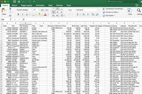 Excel For Inventory Management