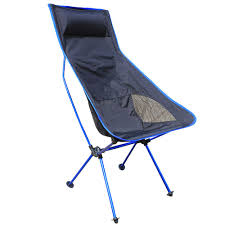 Light Beach Chairs Super Light Breathable Backrest Folding Chair Portable