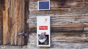 The Hatch: The World's Best Automatic Chicken Door by CowTech ...