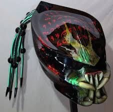 predator predator helmet helmets motorcycle helmet custom
