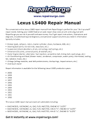 1992 lexus engine schematics 1992 diy wiring diagrams