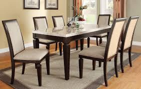 Agatha White Marble Top Dining Room Set Acme Furniture Furniture Cart