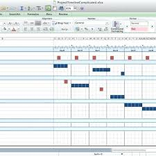 Construction Timeline Template Project Timeline Template Excel Aakaksatop Club