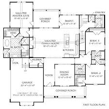 Majestic Ranch Homes Free House Plan Examples Bedroom Open Plan Large House Plans
