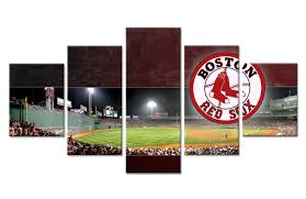 5 p boston red sox stadium modern home wall decor painting canvas art hd print painting on boston red sox canvas wall art with 5 p boston red sox stadium modern home wall decor painting canvas