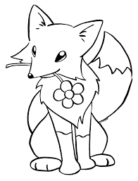 edge coloring book drawings kitsune page by lunarspoon on deviantart