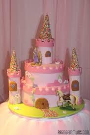 13 Mod Girls Castle Cakes Ideas Photo Princess Castle Cake