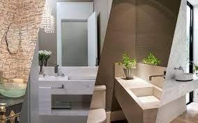 9 ideias de revestimentos modernos para banheiros e lavabos. 13 Lavabos Elegantes Em Tons Neutros Casa Vogue Ambientes
