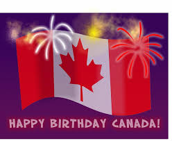 Image result for happy birthday canada